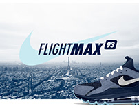 Nike Flightmax 93 — Footwear Design