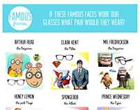 Blog Design : Characters who wear glasses!