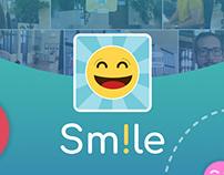 Mixed reality app - Smile