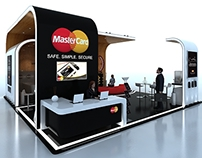 MasterCard Exhibit Booth