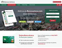 Propuesta Banco Azteca Website