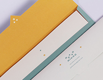 Po++o Mikku Brand Identity