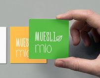 Muesli mio - Brand - Logo