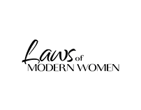 Laws of Modern Women Logo