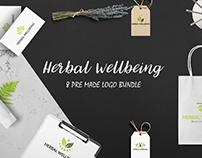 Herbal Logo Bundle