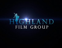 HIGHLAND FILM GROUP LOGO BUMPER