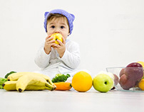 Baby food: How to give a balanced meal