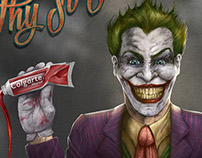 The Joker-Colgarte Fanart