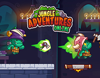 Jungle Adventures Online