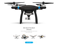 SquaDrone – Drone & UAV Business WordPress Theme