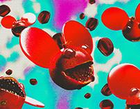 deadmau5 & The Neptunes - Pomegranate (Lyric Video)