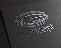 """""""G Concept"""" logo design"""