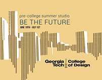 Georgia Tech pre-college architecture summer studio vid