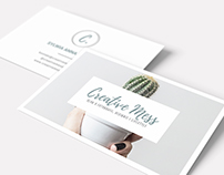 Creative Mess - Blog Branding