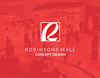 Robinsons Mall Concept Design