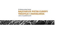 Folder / Najstarsze Pieśni Europy / 2011