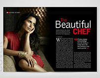 Spreads Designed for India Today & andPersand Magazine.