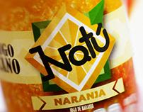 Natú - Brand Desing