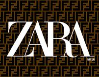 Fendi x Zara