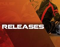Releases produtos X11