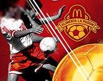 Alimenta La Pasion McDonald's Graphic