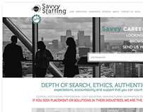 Website Development :: Savvy Staffing Solutions
