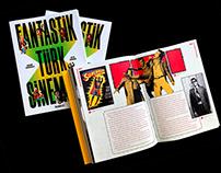 FANTASTIC TURKISH CINEMA - Book Design