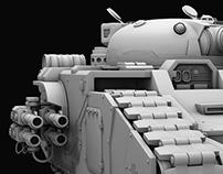 Warhammer Tank