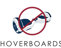 Hoverboard Policy Poster