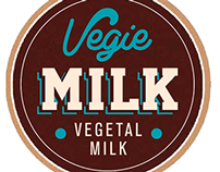 Vegie Milk Branding & Packaging