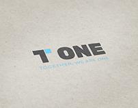 T-ONE LOGO