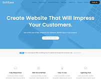 SoftEase - Multipurpose Software / SaaS Product WordPre