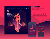 Fitness App UX/UI_ Cross Fit