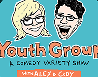 """Youth Group"" logo"