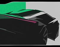 SUV Aston Martin DB-C