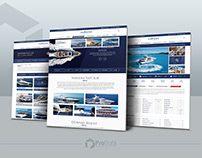 Naviera Yachting Arayüz Tasarımı