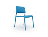 Free 3D Model: Spark chair by Knoll Studios