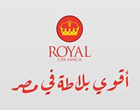 Ceramica Royal - New Tiles Campaign