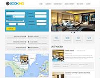 Booking - Real Estate Joomla template