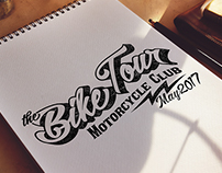 Bike Tour - Logo design