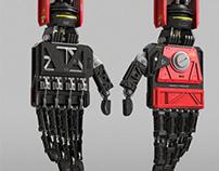 Robotics characters 2