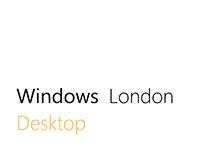 Windows London Desktop