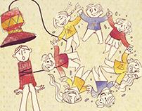 Juegos Tradicionales // Campaña