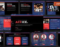 Affice Presentation Template