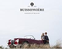 BUISSONNIÈRE - Branding Identity