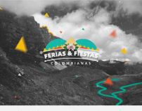 Ferias y Fiestas Colombianas - Iconografía