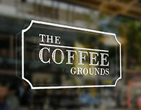 The Coffee Grounds - Logo Design