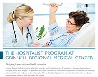 GRMC Hospitalist Program Flier