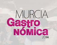 Vídeo Murcia Gastronómica 2014