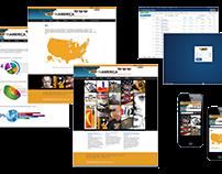 Branding Campaign Microsite
